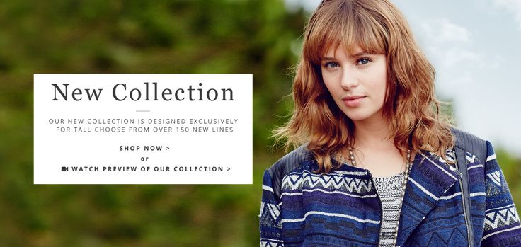 Womens Tall Clothing and Footwear Collection At Long Tall Sally your
