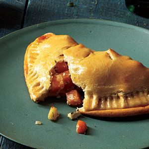 Squash-Apple Turnovers | MyRecipes.com