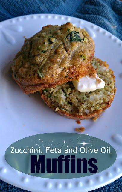 gluten free breakfast muffins with zucchini feta and quinoa recipe ...