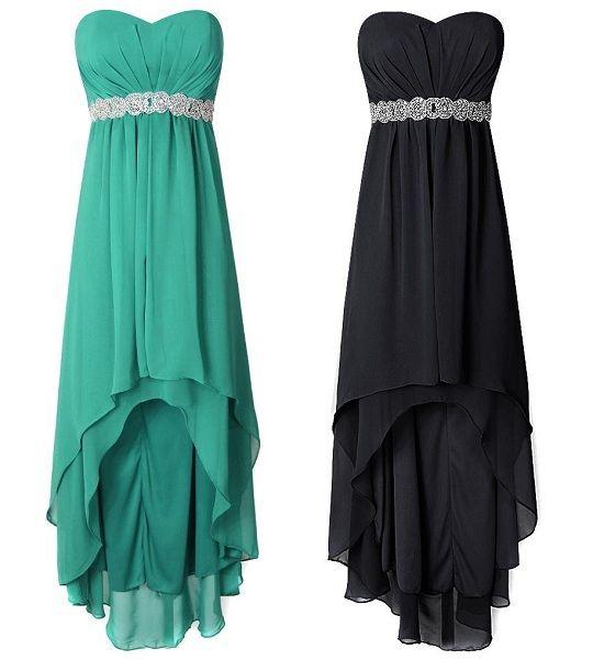 Cheap Bridesmaid Dresses Under 50 Dollars - High Cut Wedding Dresses