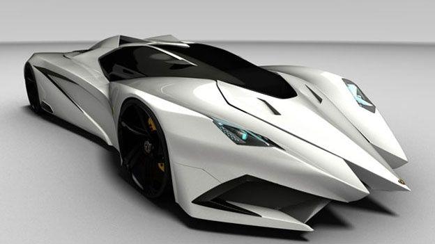 Lamborghini Ferruccio concept | Tech & Concept | Pinterest