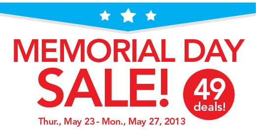 memorial day deals on food