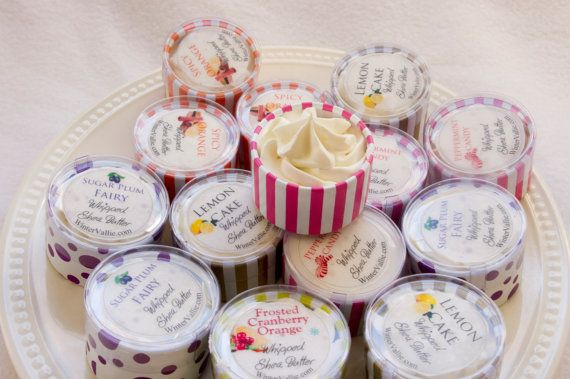 Holiday whipped Body Butter Frosted Cranberry orange christmas baskets ...