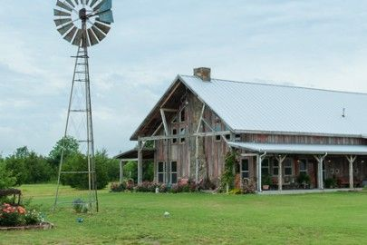 Texas Country Barn Home Our Future Home Pinterest