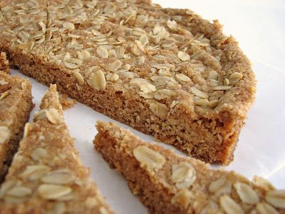 Oatmeal Shortbread | Cooking inspires | Pinterest