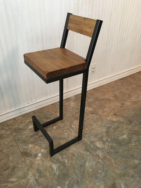 Барные стулья лофт своими руками 54