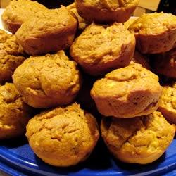 Addictive Pumpkin Muffins Recipe | Cooking | Pinterest