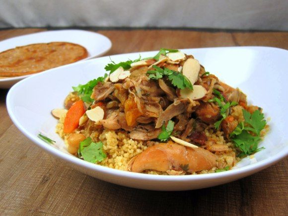 Slow cooker Moroccan chicken stew | Recipes to Try | Pinterest