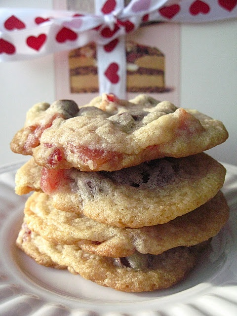 bacon chocolate chip cookies | Recipes | Pinterest