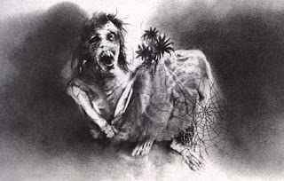Contents of a nightmare the artwork of stephen gammell and scary