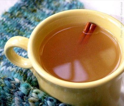 Warm Winter Drinks for Kids
