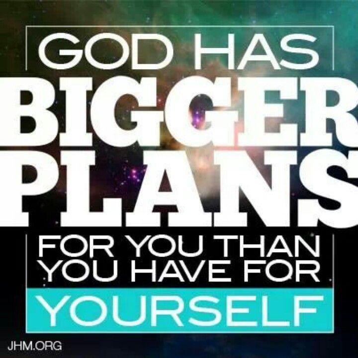 gods plans quotes pinterest