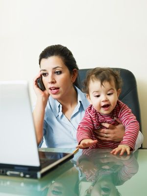 Have toddler-will work! Essential tips to working from home with your children-MUST READ!