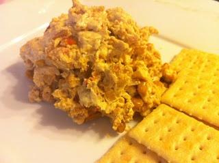 Cajun Crawfish Dip: spicy, creamy, deliciousness // the sparkle ...