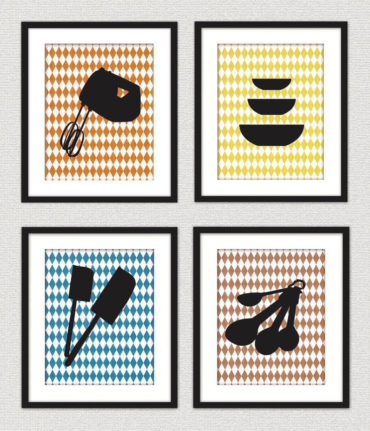 Art Prints For Kitchen Wall: Pin By Jennifer Santora On Kitchen