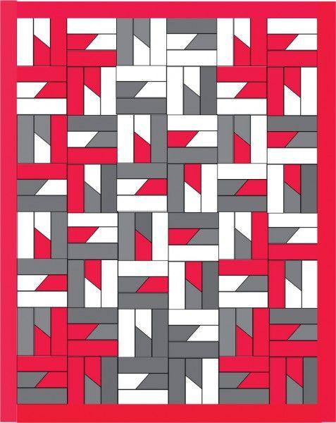 quilt pattern windmills at night Sewing Pinterest