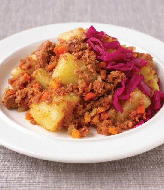 Corned Beef Hash with Horseradish | Recipe