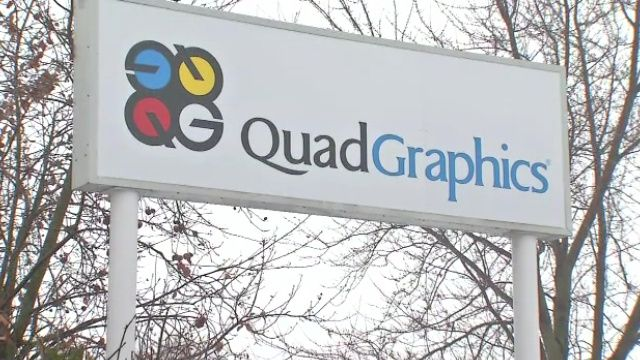 , One Year After Vertis/Quad Graphics Deal (KCRG.com 10 January 2014