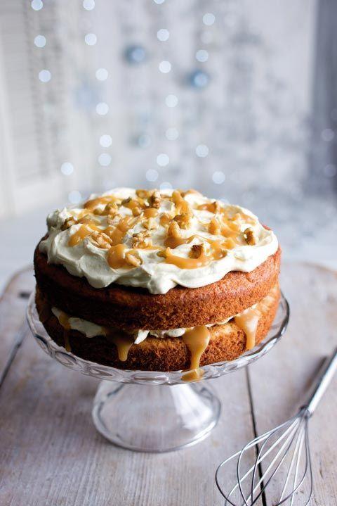 Banana Caramel Cake | Yr 1 | Pinterest