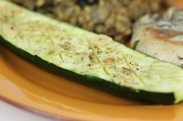 BEST Baked Zucchini with Garlic and Lemon | Recipe