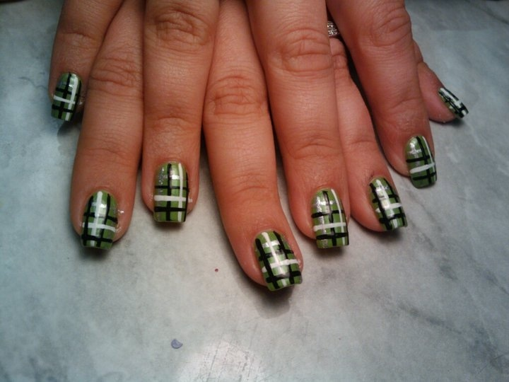 ... Fotos as well Sushi Nail Art Design as well Blue Green Gradient Nails