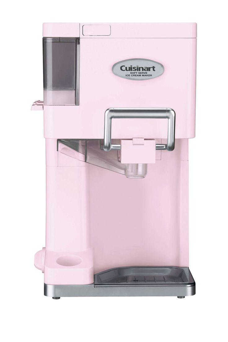 cuisinart maker soft serve machine
