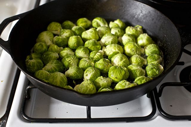 Dijon Braised Brussels Sprouts Smitten Kitchen | Share The Knownledge