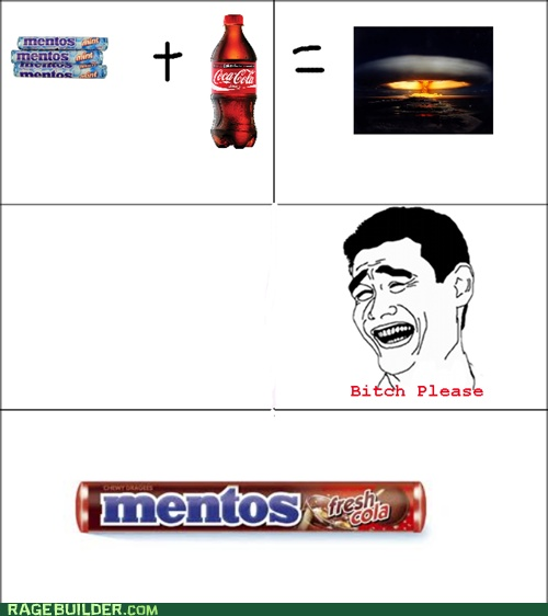 mentos and diet coke science fair project hypothesis