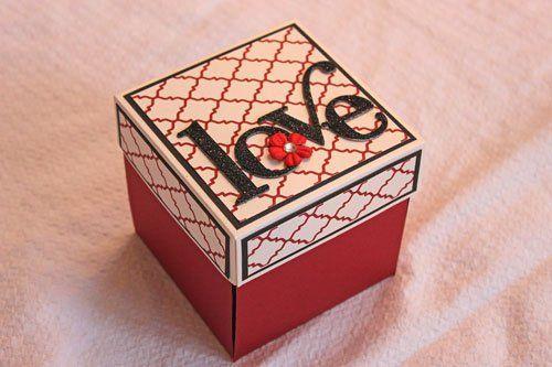 valentine box theme ideas
