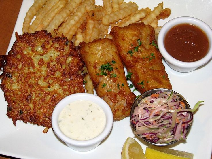 All You Can Eat Cod Fish Fry From Allgauer 39 S In The Park