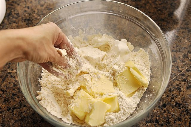 Perfect Pie Crust by yourhomebasedmom, via Flickr