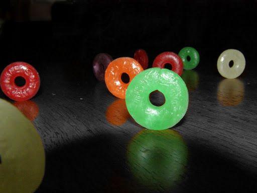 Color SplashColor Splash Eyes