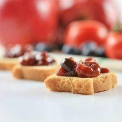 Bacon-Tomato-Apple-Blueberry Chutney is the little black dress of ...