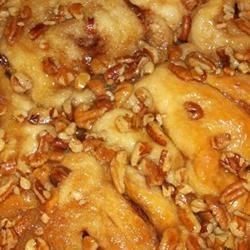 Overnight Caramel Pecan Rolls | Recipe