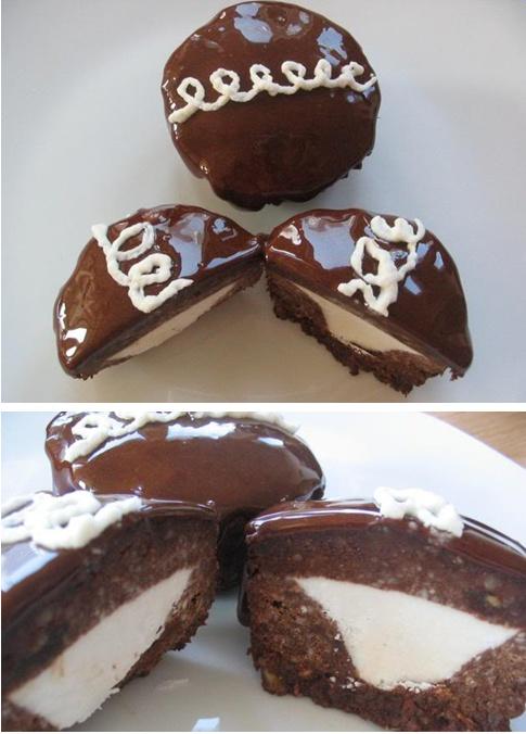 Vegan Raw Carob Cupcakes. | Cupcake | Pinterest
