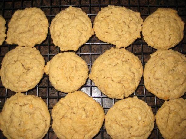 Peanut Butter Oatmeal Cookies. Photo by CookingBlues