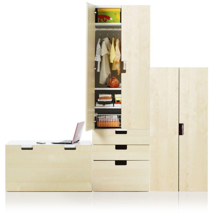 kinderzimmer schwarz und wei and ikea on pinterest. Black Bedroom Furniture Sets. Home Design Ideas