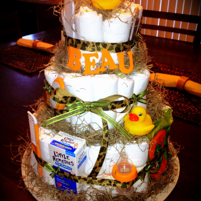 camo baby shower cake julianna 39 s baby shower ideas pinterest