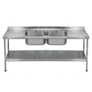 Industrial Kitchen Sink : Industrial kitchen sink HOME cabin Pinterest