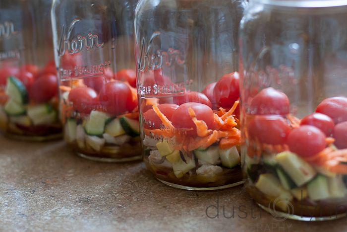 Guest Post: Mason Jar Salads