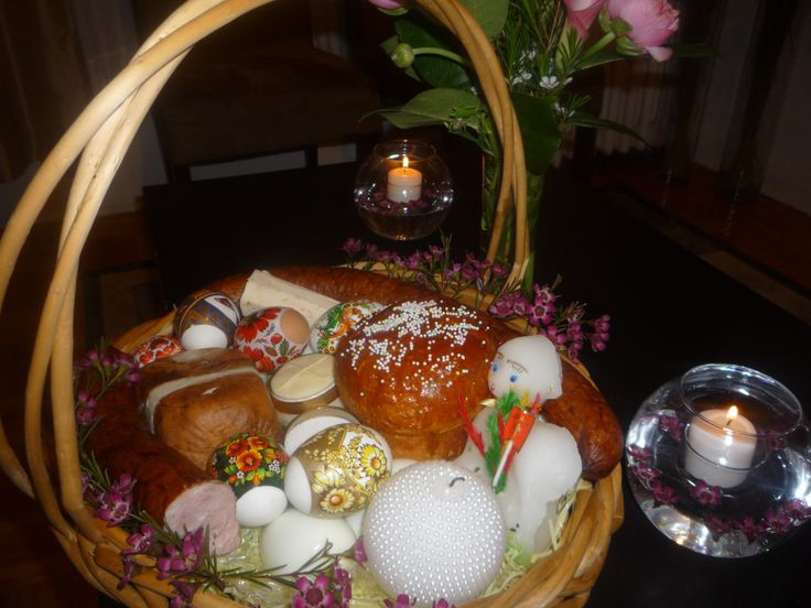 Traditional Ukrainian Easter Basket My Photography