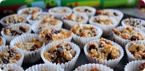 Coconut Orange Honey Nut Cookies - Canada Girl Eats Paleo