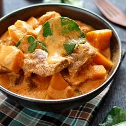 Thai beef curry with pumpkin | Exotic Food Recipes | Pinterest