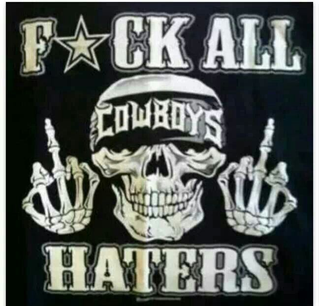 fuck yall haters