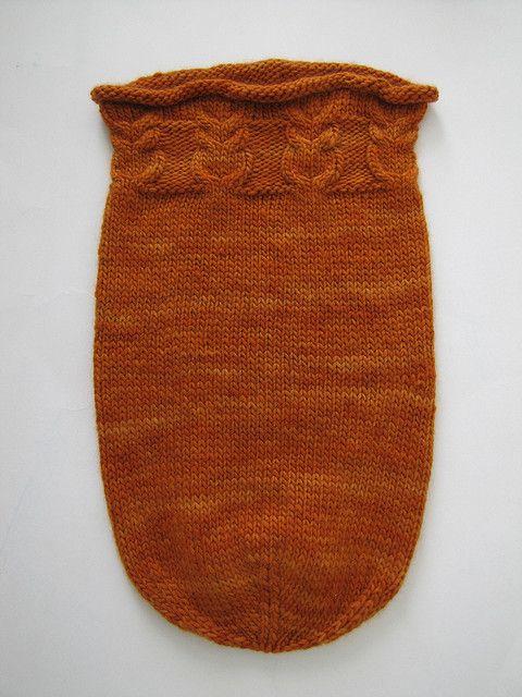 Owlie Sleep Sack Knitting - Patterns for Babies/Toddlers/Kids Pin?