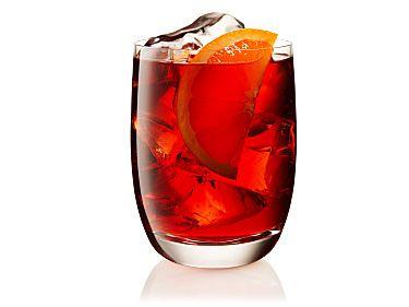 Negroni. Favorite summer cocktail | Nourish | Pinterest