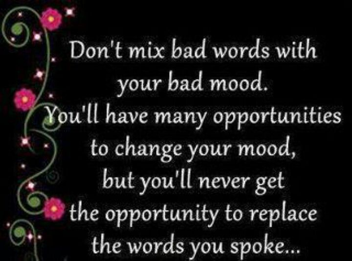 Bad mood quotes inspiration favorite quotes pinterest for Bad inspiration