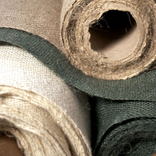 Burlap Rolls and by the yard