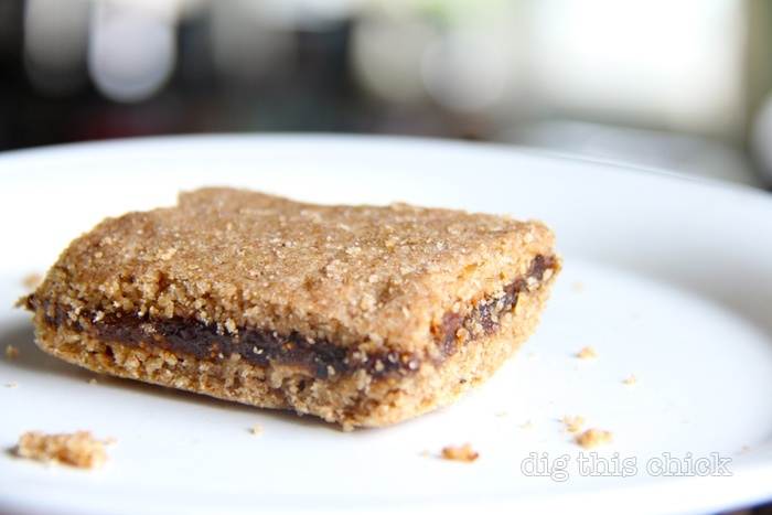 hello homemade fig bars | Recipes to try | Pinterest