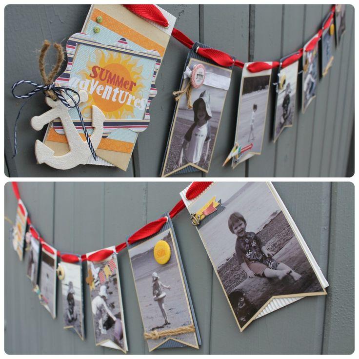 Nautical craft challenge entries craft ideas pinterest for Nautical craft ideas